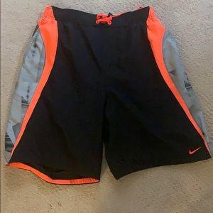 Nike Black Bathing Suit